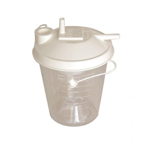 Sammelflasche für LCSU 800 ml (VE 48 Stück)