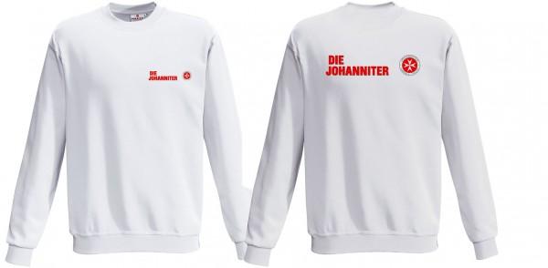 Sweatshirt JUH Brust und Rückendruck