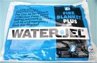 WATER JEL Rettungsdecke 183 x 152cm medium Folie
