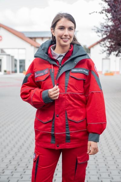Jacke für Pflege- und Fahrdienste