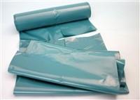 Abfallsack blau - 120 ltr. Typ 70 700 x 1100 mm