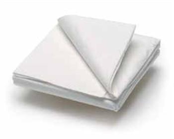 Patientendecke 8-lagig - weiß ca 320g (38 Stück)