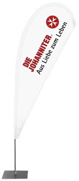 Bowflag Basic Tropfen JoSe/GmbH