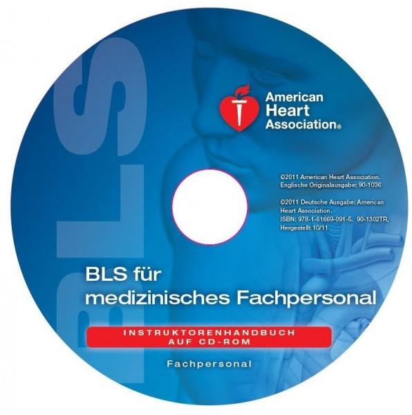 BLS für medizinisches Fachpersonal - Instruktorenhandbuch auf CD