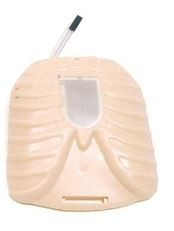 Brustplatte mit Sensor für Resusci Baby