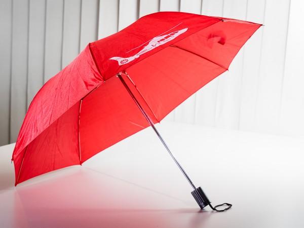 Regenschirm Johanniter-Luftrettung