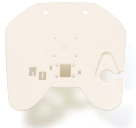 Lungenplatte SRA