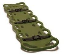 BaXstrap Spineboard (grün)