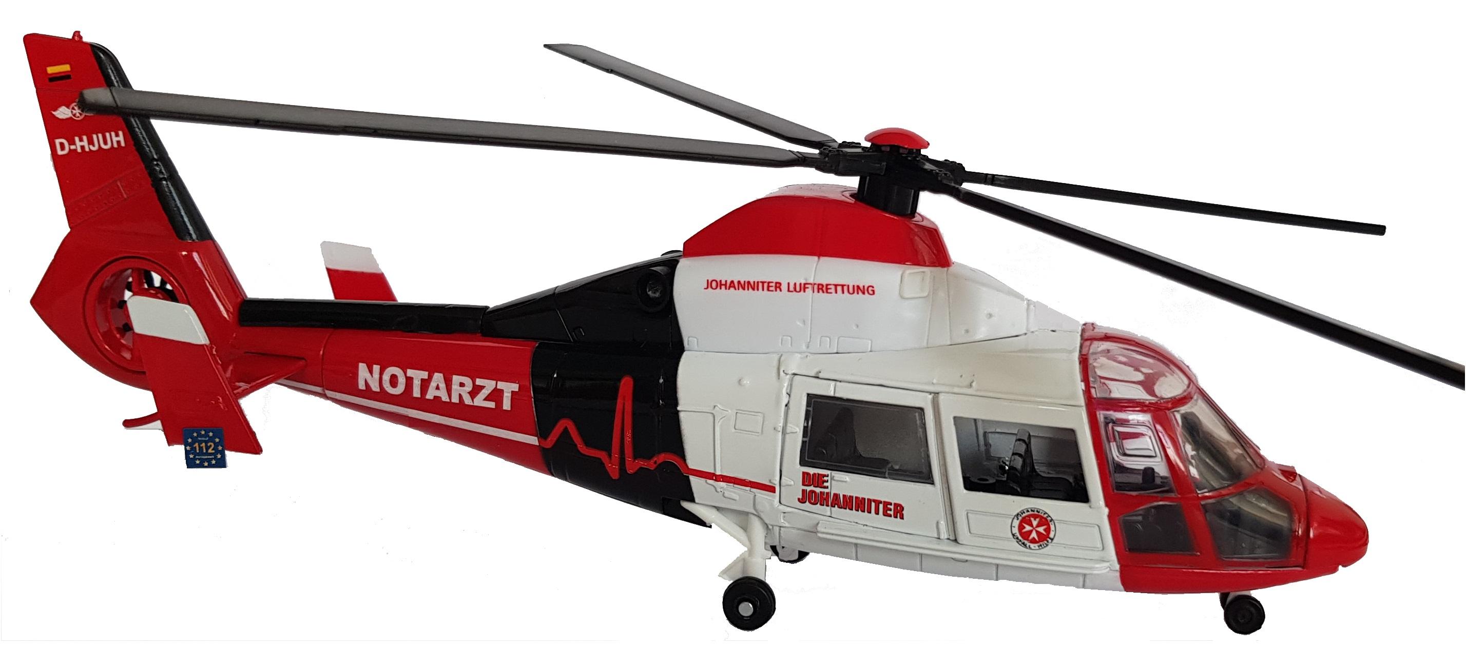 Hubschrauber Mit Desinfektionsmittel