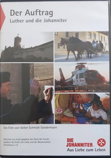 """Neuer Film """"Der Auftrag - Luther und die Johanniter"""""""