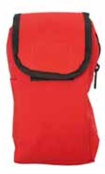 Gürtel-Tasche rot