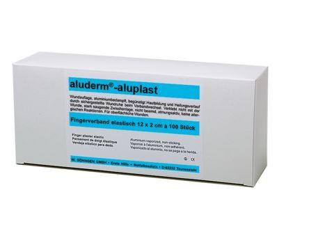 aluderm®-aluplast elastisch Fingerverband 12 x 2 cm 50 Stück