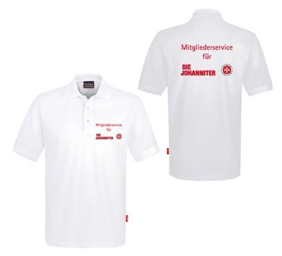 Poloshirt Mitgliederservice