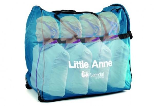 Little Anne QCPR 4er Pack