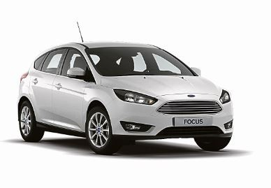 Leasingangebot Ford Focus