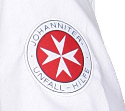 Aufnäher JUH Logo rund (10 Stück)