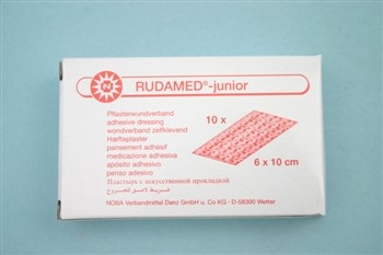 RUDAMED Junior Wundschnellverband