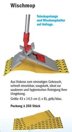 EW Wischmop (VE = 250)