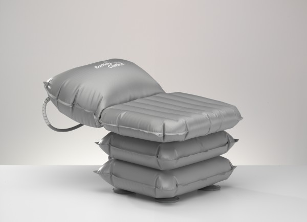 Komfort-Badekissen mit Airflo 12