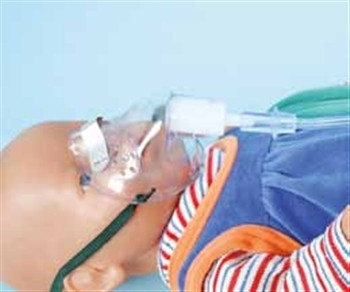 Sauerstoff-Atemmaske Kinder