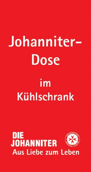 Johanniter-Dose
