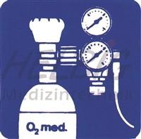 Piktogramm Sauerstoff