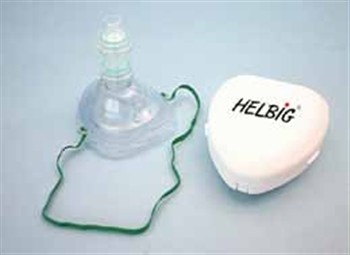 HELBIG Taschenmaske