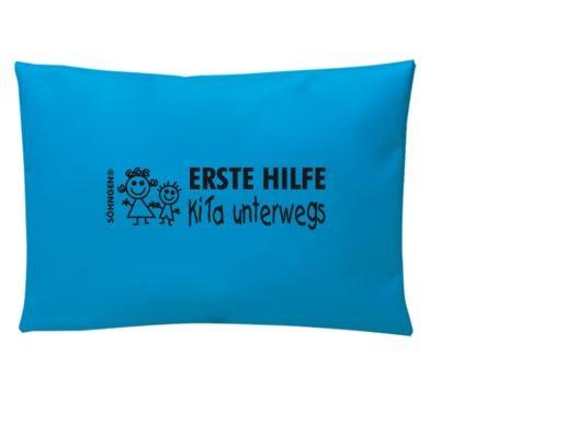 """Erste-Hilfe-Tasche """"KiTa unterwegs"""" blau"""