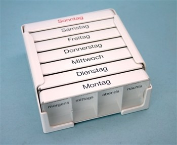 MEDI 7 - Medikamentenbox