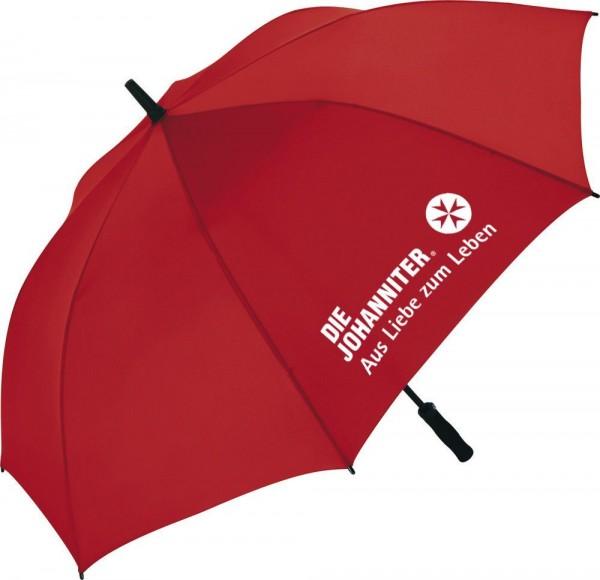 Regenschirm mit Logo der Jose und GmbH