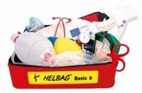 Helbag Basic S gefüllt Laerdal