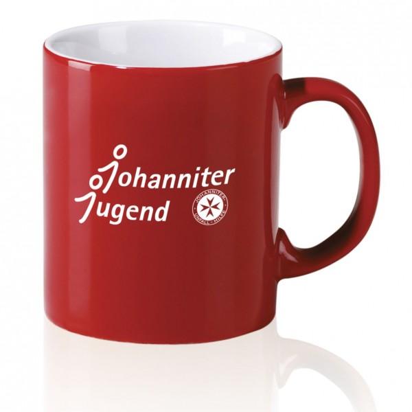 """Kaffeetasse """"Johanniter-Jugend"""" (6 Stück)"""