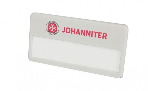 """Namensschild """"Magnet"""" JUH (10 Stück)"""