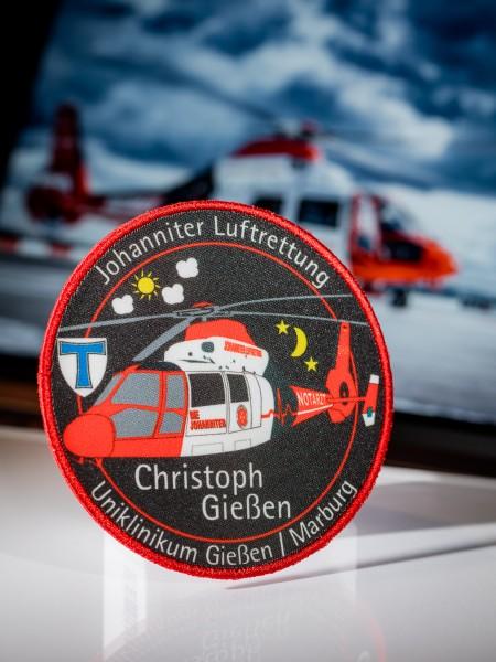 Patch: Kooperation Johanniter Luftrettung und Uniklinikum Gießen/Marburg