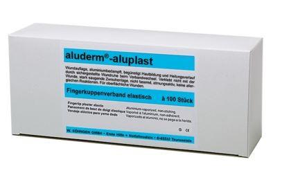 aluderm®-aluplast elastisch Fingerkuppenverband 100 Stück