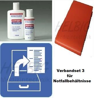 Füllung für Notfallbehältnisse (Set XL)