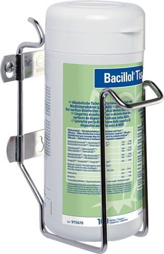Wandhalter für Bacillol Tissues