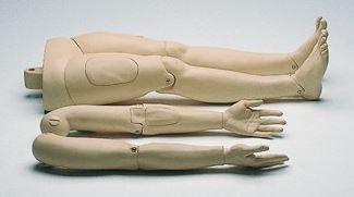 Rettungsmodul (gew.,bewegl. Arme+Beine)