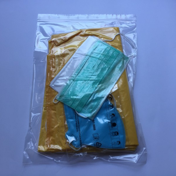 Infektionsschutz-Set MRSA inkl. IsoCoat (75 Stück)