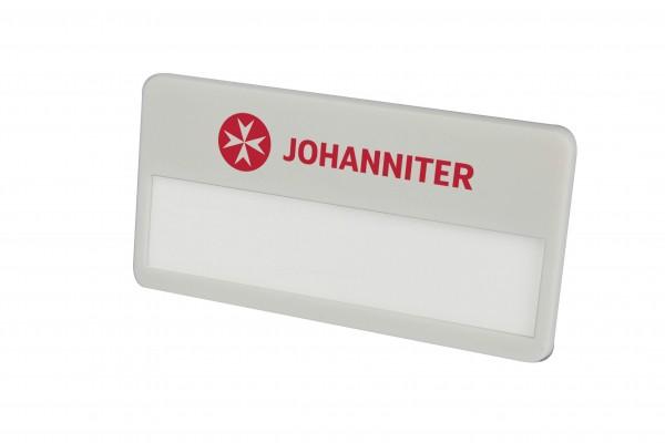 Magnet-Namensschild Johanniter GmbH / Seniorenhäuser (10 Stück)