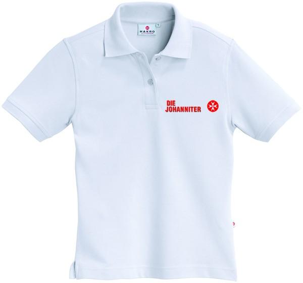 Damen-Poloshirt mit Logo der Jose und GmbH