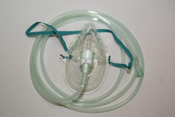 Sauerstoff-Zuleitungsschlauch