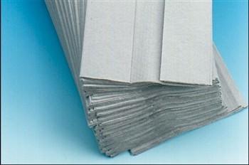 Papierhandtuch - Lagenfalz - natur ca. 25 x 31 cm - Karton à 3640 St