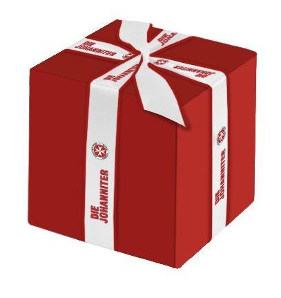 """Geschenkpapier """"JUH"""" (5 Stück)"""