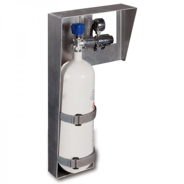 PAX Sauerstofffflaschenhalterung Metall