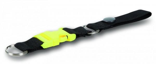 PAX Schlüsselclip einzeln mit Gürtelschlaufe