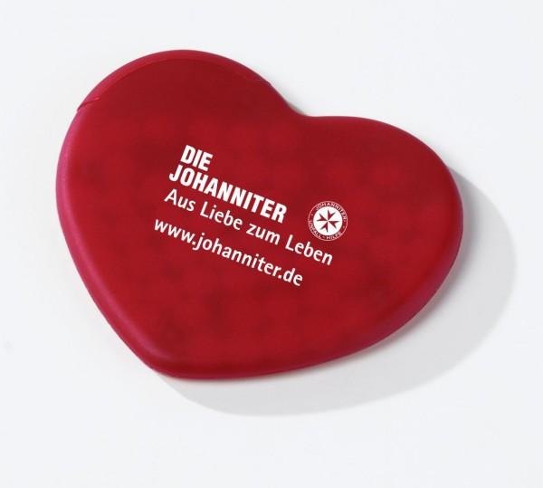 """Pfefferminzbonbons """"Heart"""" (50 Stück)"""