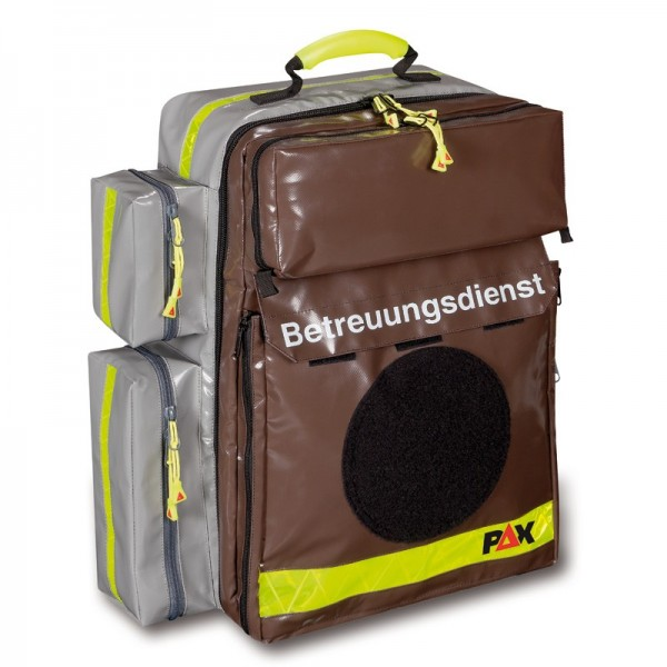 PAX - Betreuungsdienst braun