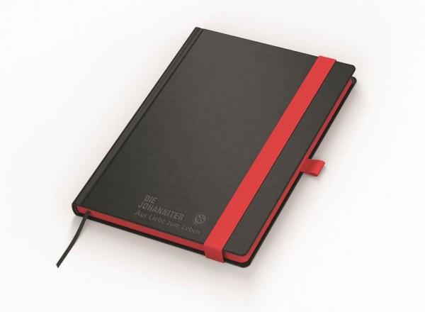 Business-Notizbuch A5 JUH (3 Stück)