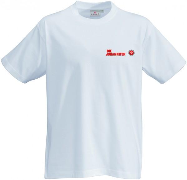 T-Shirt JUH Brust- und Rückendruck